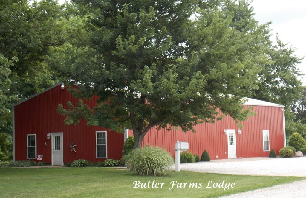 Butler Farms Lodging | Pike County Illinois